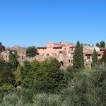 02) Certaldo Alto - panoramica con Casa Boccaccio