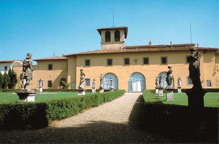Meleto Villa