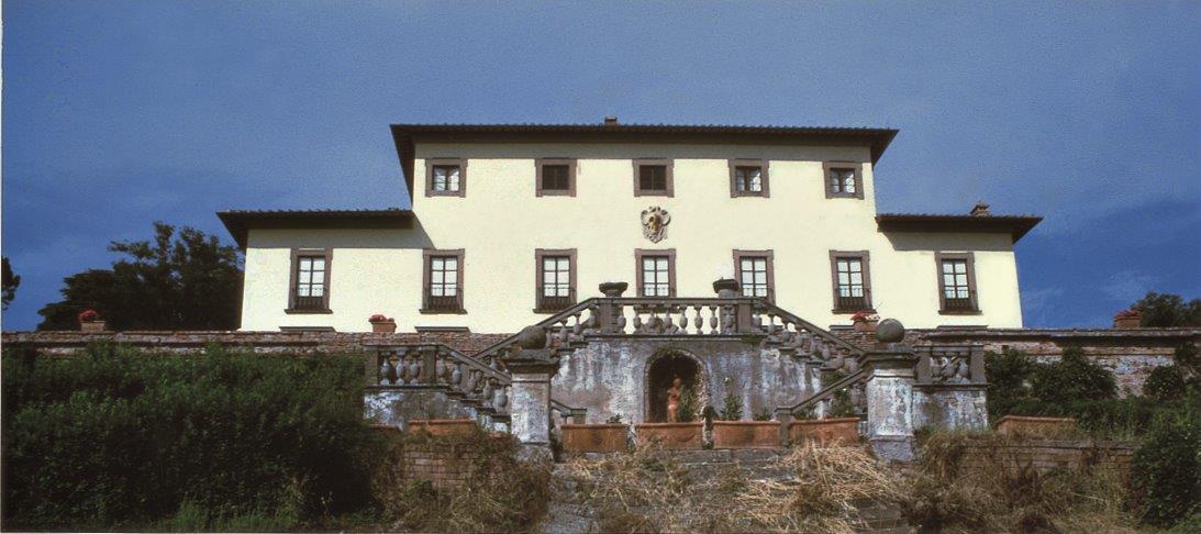 Cambiano's Villa