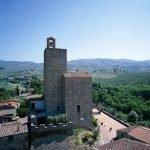 Castello Conti Guidi veduta
