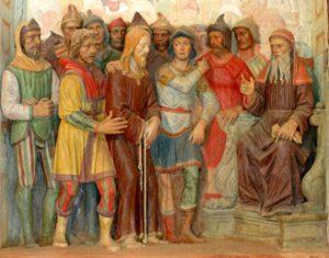 Cristo davanti ad Anna