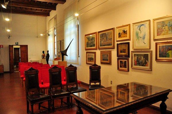 La Galleria d'arte moderna e della Resistenza di Empoli
