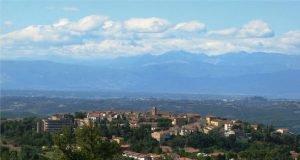 Veduta di Montaione