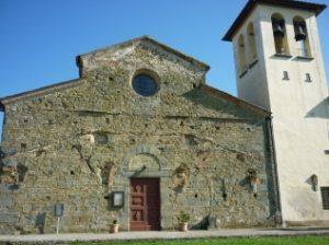 La Pieve di San Giovanni Battista a Sant'Ansano