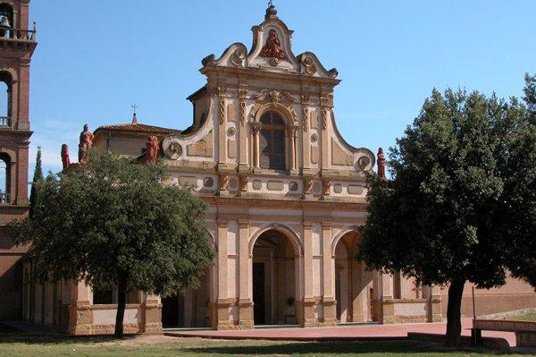Il Santuario di Santa Verdiana