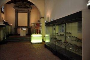 Interno Museo Archeologico Montelupo
