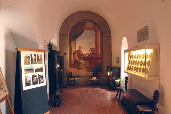 Certaldo, the medieval town of Boccaccio
