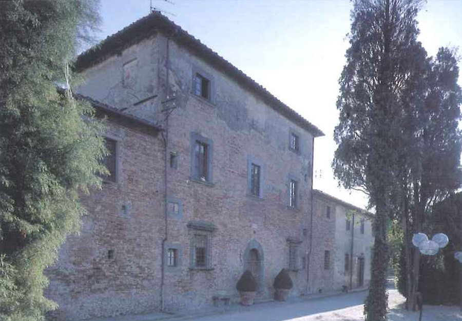 The Villa of Petriolo