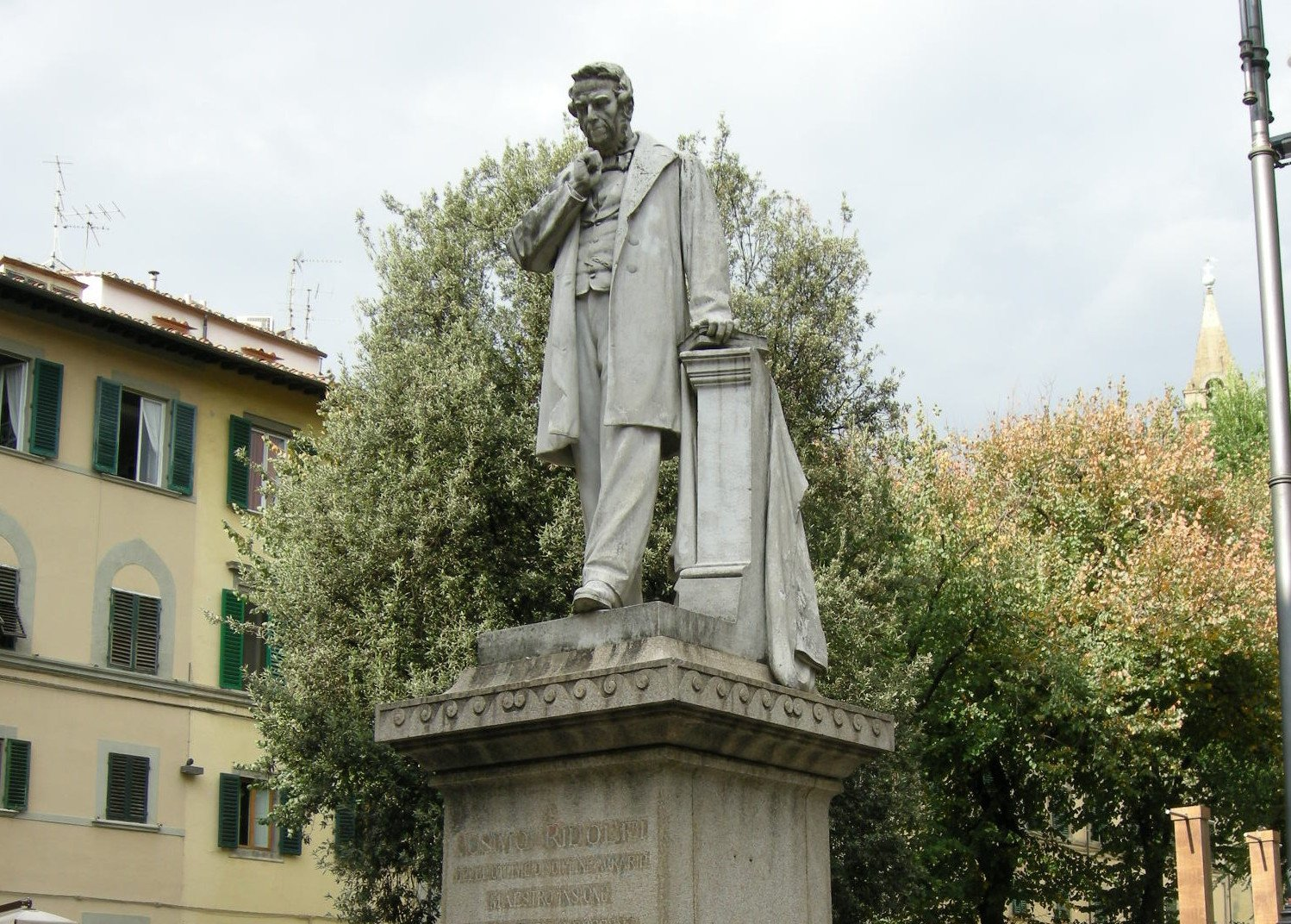 Cosimo Ridolfi and the history of agronomy